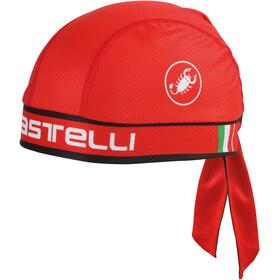 Castelli Bandana, czerwony